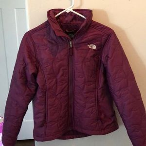 Worn twice Northface women's coat